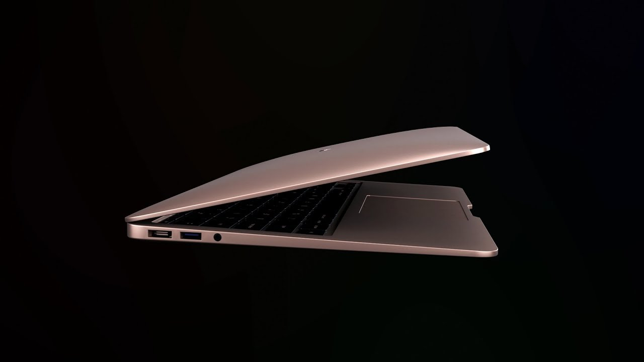 3d product animation laptop ultrabook | Cgi commercial