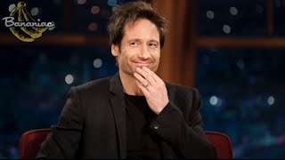 David Duchovny On Being A Lazy Vegetarian