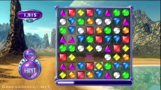 Bejeweled 2 - PS3 HD 720p Footage