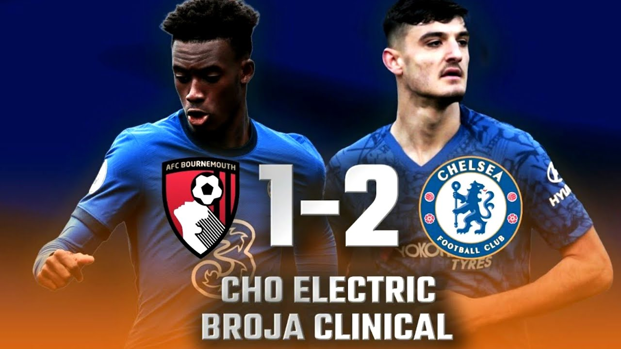 Download Bournemouth vs Chelsea 1-2 Highlights All Goals (Club Friendly) 27.07.2021 | TADI MALAM