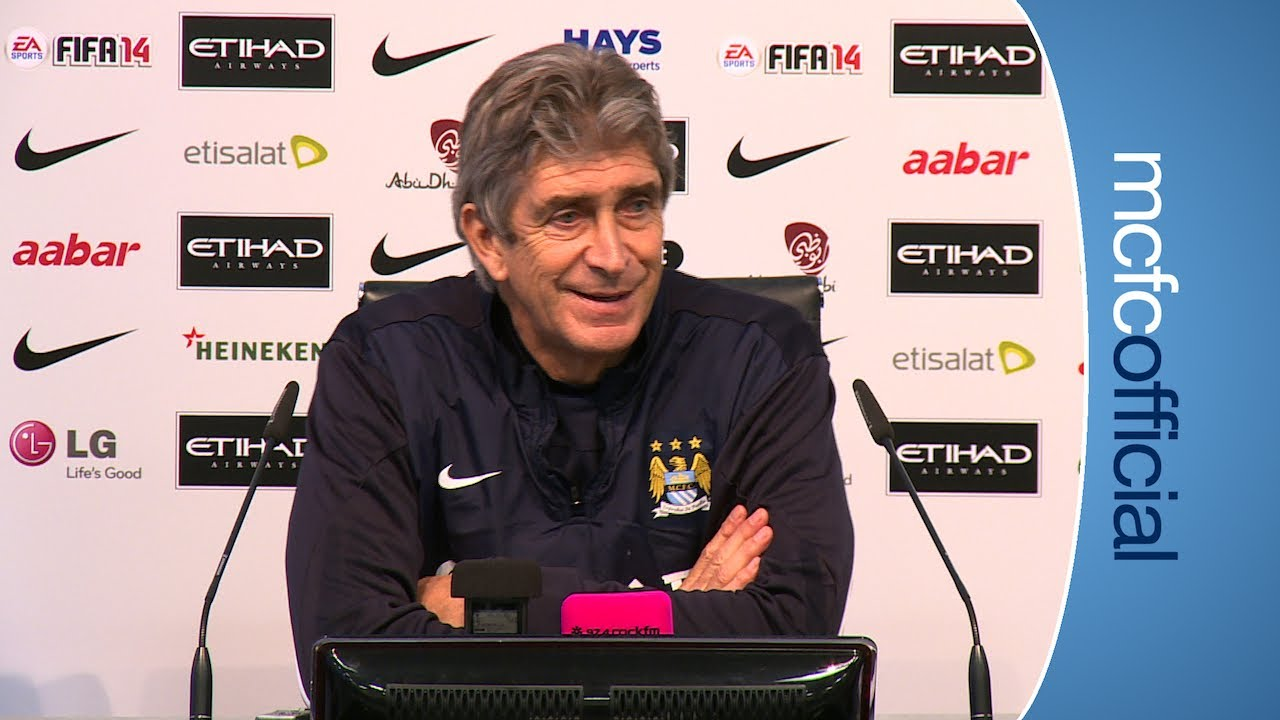 ARSENAL PREVIEW: Pellegrini press conference part 2