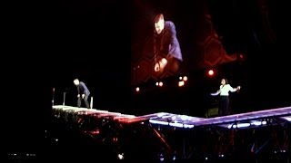 Justin Timberlake - Let the Groove Get In Live @ Stade De France, Paris, 2014 HD