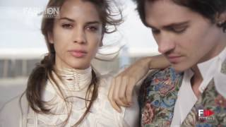 ERMANNO SCERVINO Adv Campaign Spring Summer 2017 Mood by Fashion Channel