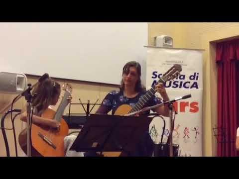 Scuola di Musica Ars - Classe di Chitarra Junior - Ritmo di Danza