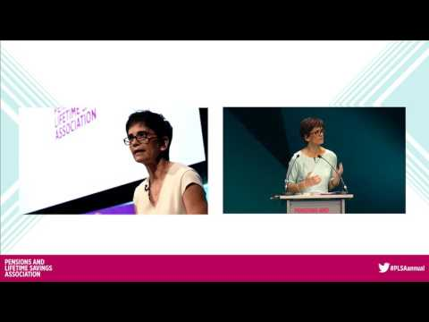 Reinventing saving - Plenary 9 at PLSA Annual Conference 2016