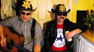 Sheriff Rusty Badge and Deputy Chocolate Starfish - Yo Ugly !