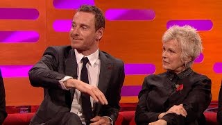 Michael Fassbender's horse got aroused during filming - The Graham Norton Show: Episode 7 - BBC