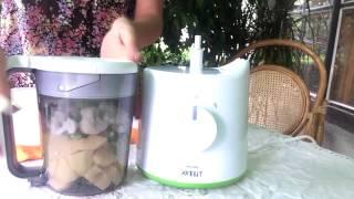 Быстро вкусно полезно\ Кролик с овощами для малыша 10 мес.