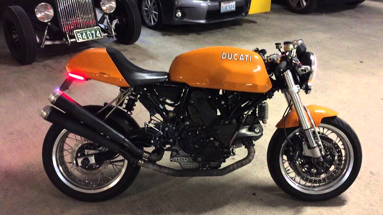 2006 ducati sport classic for sale on ebay - youtube