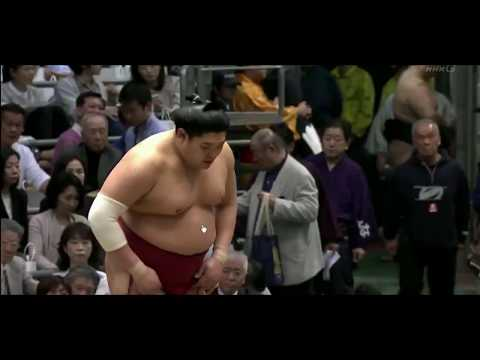 Watch Sumo Wrestling In March 2018 Via FUJITV