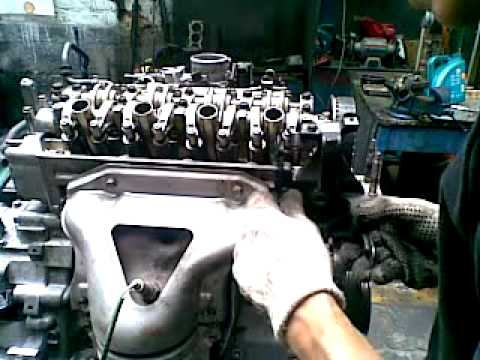 Honda San Jose >> REPARACION HONDA CIVIC 2001 - YouTube
