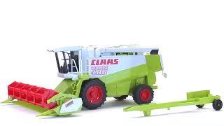 Bruder Kombajn zbożowy Claas Lexion 480 BR-02120
