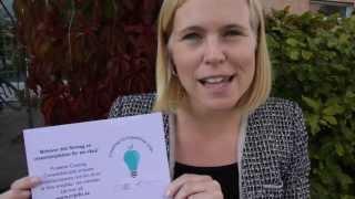 Caroline Hansson om Creating Competitative Jobs