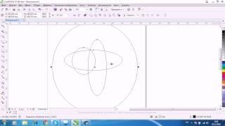 как добавить узлы в кривые для лазерной резки окружностей и скруглений в программе CorelDRAW.