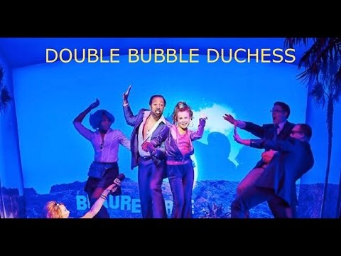 Charlie and the Chocolate Factory Musical - Adrianna Bertola singing The Double Bubble Duchess 2013