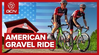 The All American Gravel Ride