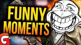 MLG KARATE TACTICS! - Bloodborne Funny Moments #1 (Bloodborne Funtage)