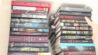 F.A.[B]: My 2012 Updated Bookshelf Tour & Book Collection (Part 2)