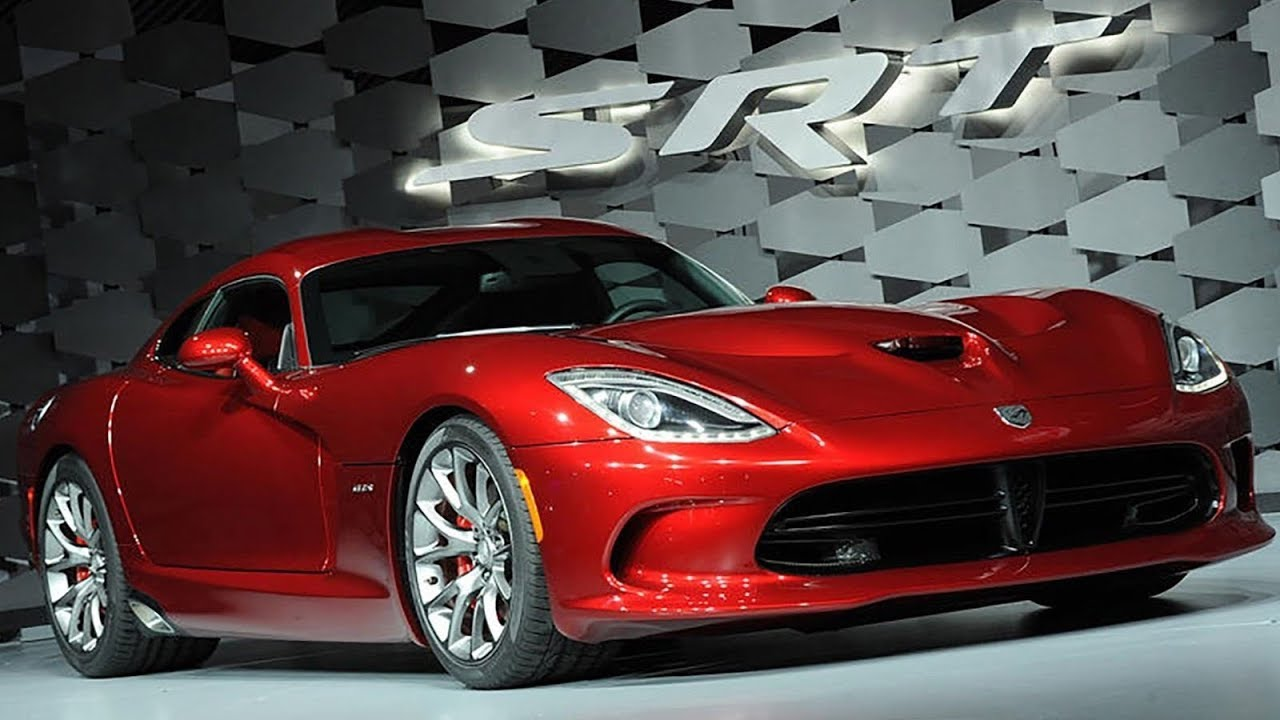 All New 2019 Dodge Viper Is Coming - YouTube