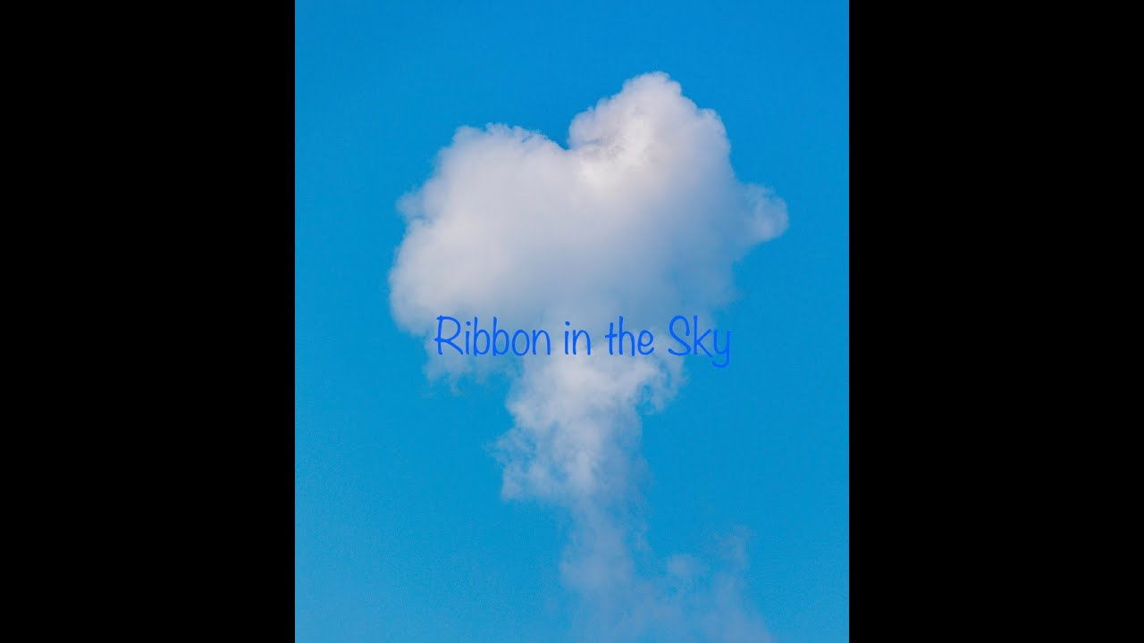 Ribbon in the sky