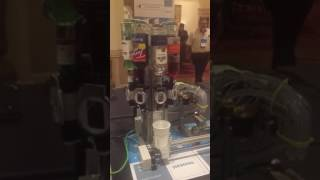 Drink Bot at the 2017 Siemens Automation Summit