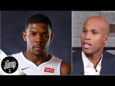 Joe Johnson shouldn't have to prove himself in Pistons training camp - Richard Jefferson | The Jump