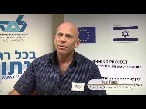 EU Israel Twinning Project on Statistics