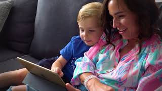2019 Cosmic Cubs :30 Mother and Son review the apps