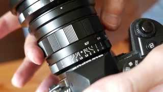 Voigtlander Nokton 10.5mm f/0.95 hands-on review (micro four thirds mount)