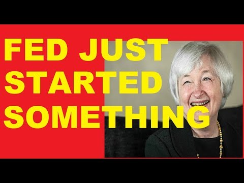 FEDERAL RESERVE STARTED UNWINDING 4.5 TRILLION