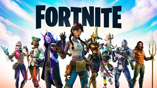 FORTNITE PC GRIND (WE GO SOLOS ) SUBSCRIBE FAMILY FRIENDLY STREAM 