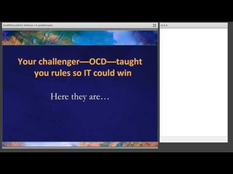 Handling OCD