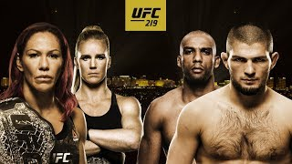 Video UFC 219: Cyborg vs Holm - Conteo Regresivo download MP3, 3GP, MP4, WEBM, AVI, FLV Juli 2018
