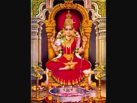 Sri Kamakshi Dukkanivarana Ashtakam - Chitra Nagraj