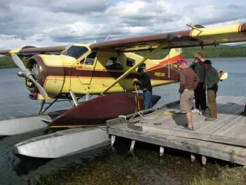 Nahanni Part 1: Moose Ponds to Virginia Falls