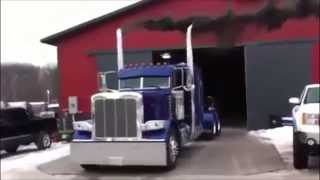 Тюнинг грузовиков. Тюнинг авто. Тюнинг американских грузовиков