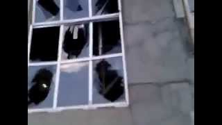 Meteorite Falls In Russia and Damage and Make Panic On People! [15.02.2013]