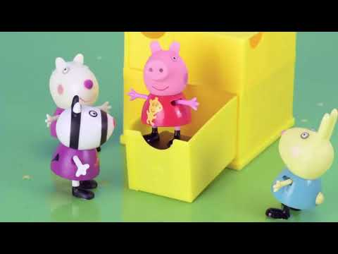 Peppa Pig Full Episodes - Peppa Pig's Surprise Holiday - Kids TV