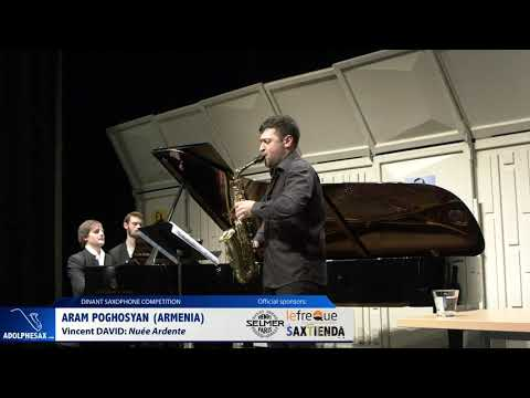 Aram Poghosyan (Armenia) - Nuée Ardente by Vincent David