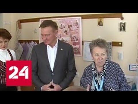 Врио губернатора Курской области посетил Курскую атомную электростанцию