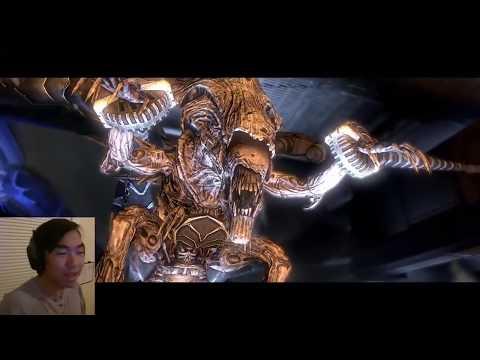 Aliens VS Predator - [Alien 1 พากย์ไทย] - เอาเอเงี่ยนออกไป๊