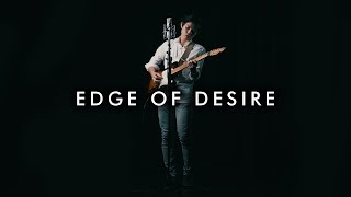 Edge Of Desire John Mayer Cover By Jordan Pineda