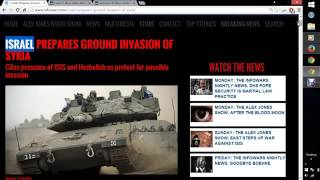 Gutter rats in Israel prepares for invasion in syria, Iranian troops in syria on border