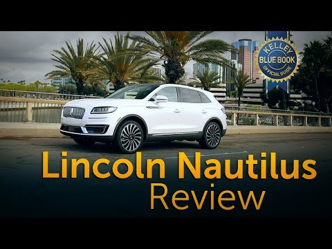 2019 Lincoln Nautilus – Review & Road Test