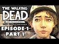 The Walking Dead: The Final Season - Episode 1: Done Running - Gameplay Walkthrough Part 1