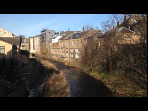 Water of Leith at Stockbridge, Edinburgh