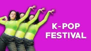 attended K-POP festival 2019