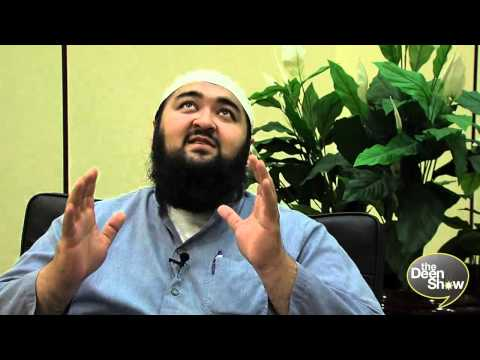Spirituality in Islam - The Deen Show with Sh. Navaid Aziz