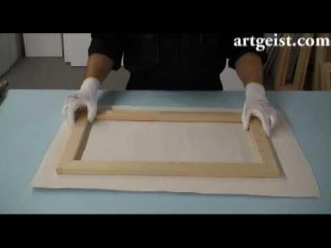 Quadri moderni, stampe su tela, quadri su tela - artgeist.it - YouTube