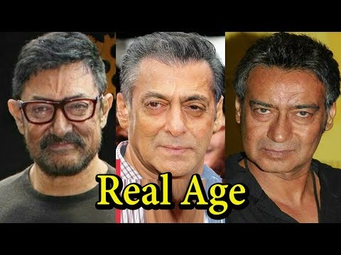 Real Age Of Top 10 Bollywood Actors I 2019